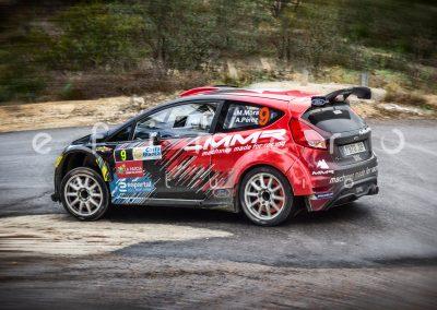 Rallye Mediterraneo – La Nucia. Trofeo Costa Blanca 2016