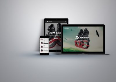 Website Aerower